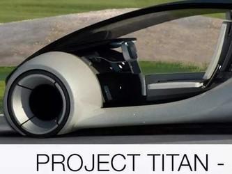 """苹果""""造车""""传言引起轰动 计划已久的泰坦计划终成梦?"""