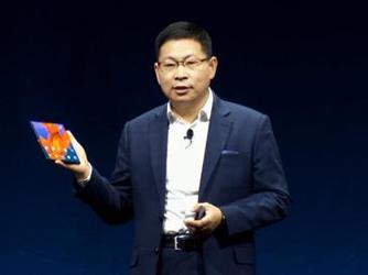 华为Mate X折叠屏手机发布:5G时代的黑科技先行者