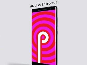 诺基亚8 Sirocco正式推送Android 9.0 老诺粉们感动哭