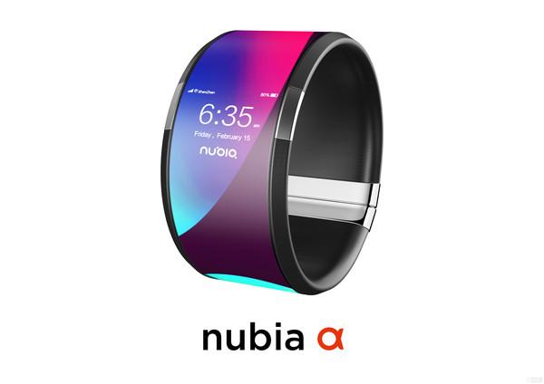 努比亚¦Á渲染图