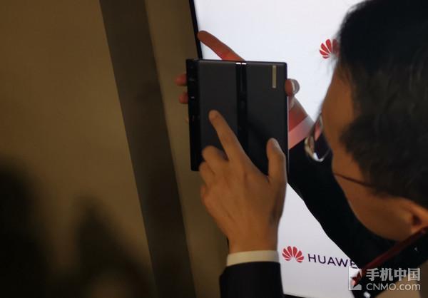 HUAWEI Mate X后置新一代徕卡三摄
