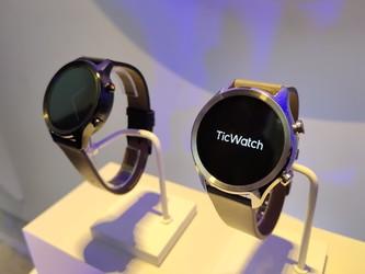 出门问问TicWatch C2正式发布 智能手表也能这么美!