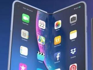 苹果折叠屏手机渲染图曝光 有望在2020年推向市场