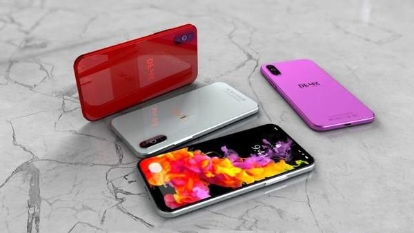【亚博体育苹果版下载】-iPhone TS概念设计图暴光 刘海终究消逝/还骚紫色 -申通涨价