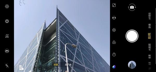 iQOO手机可以自动识别超广角