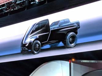 特斯拉年内将推出电动皮卡 CEO称其拥有未来主义设计