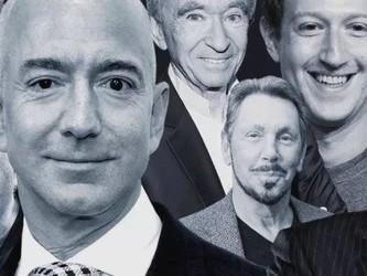福布斯发布最新全球亿万富豪榜 马化腾挺进前20