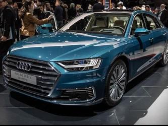奥迪在日内瓦车展上 推出A6/A7/A8/Q5插电混动车型
