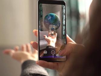 """谷歌联手CERN推出AR应用 带领用户体验""""宇宙大爆炸"""""""