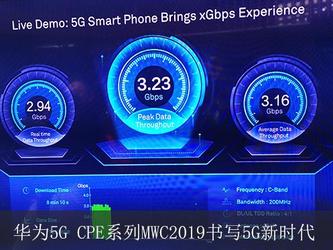 全场景多终端 华为5G CPE系列MWC2019书写5G新时代