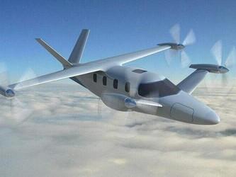 """""""创新""""飞向天空:电动飞机即将为航空业带来重大变革"""
