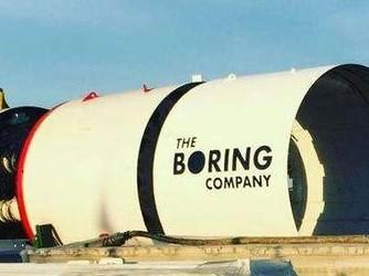 "Boring公司实施""地下计划"" 开发拉斯维加斯环形交通"