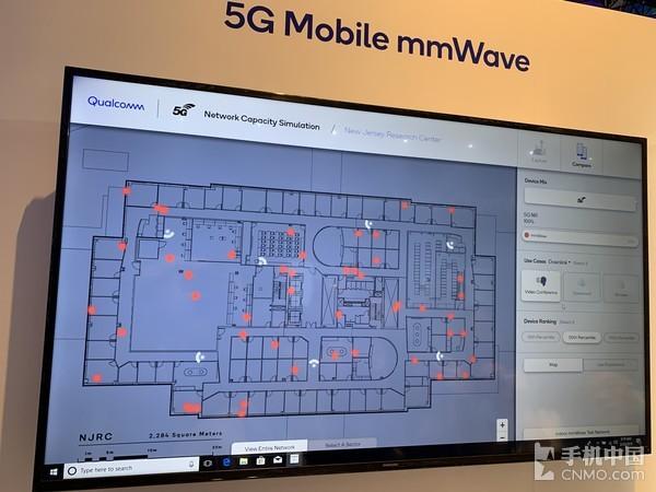 5G毫米波组网测试
