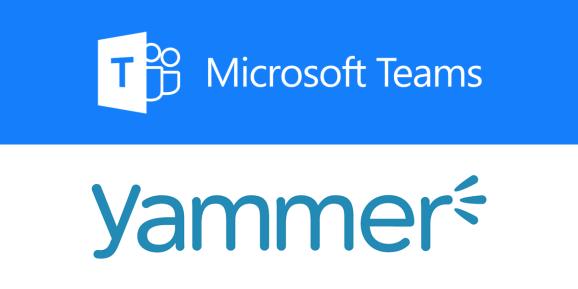 Yammer整合进MicrosoftTeams