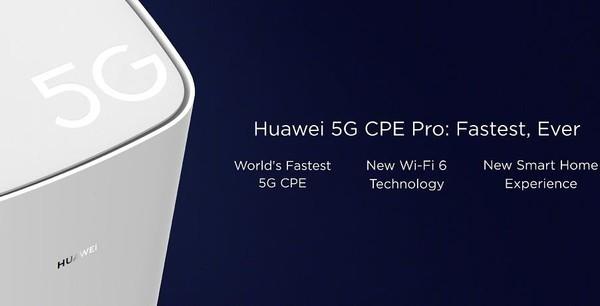 5G CPE Pro