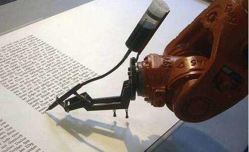 机器人记者