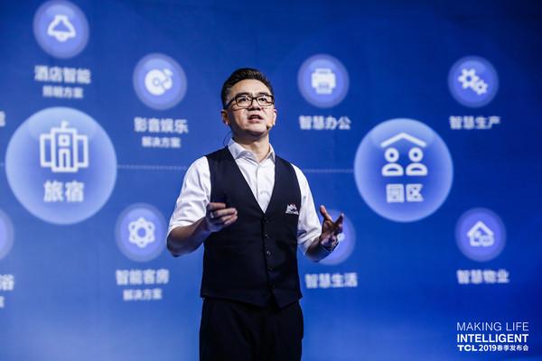 TCL智能终端业务群CEO王成