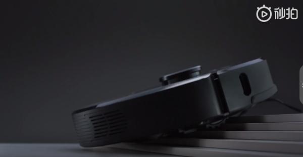 石头科技新品预热视频 能爬楼梯的扫地机器人T6要来了