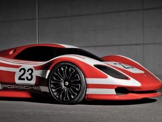 现代版917设计理念首公开 年中将展出于保时捷博物馆