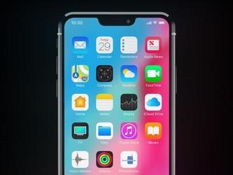 iPhone 11渲染图出炉 后置三摄像头/刘海更小了!