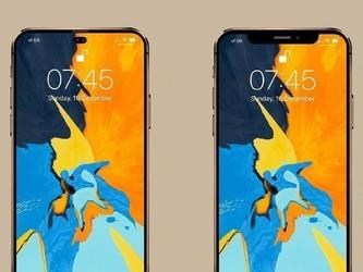 全新iPhone XI兩版設計出爐 致敬三星還是堅持自我?