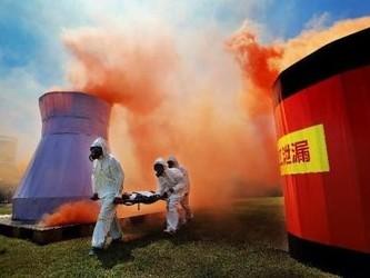 日本福岛核电站核辐射危及人命 自主无人机支援前线