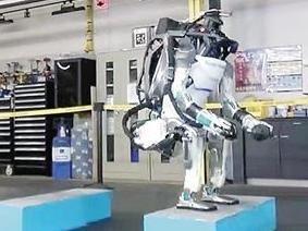 """人工智能的""""婀娜身姿"""":IHMC致力研制会跳舞的机器人"""