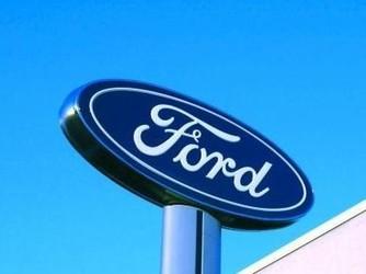 福特测试最新灯光技术 实现自动驾驶汽车与行人沟通