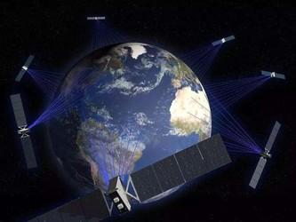 软银钦点OneWeb 支持其大规模生产高速互联网卫星