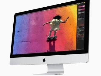苹果官网上线新款iMac 搭载八核i9处理器售价8613起