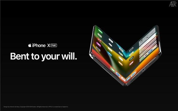 【亚博体育手机app】-iPhone X Fold概念图冷艳表态 折叠屏设计包装盒奇妙 -sf广告代理