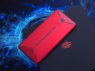轻薄机身配5000mAh电池 红魔电竞手机3究竟长啥样?