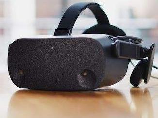 性价比才是王道!惠普发布高分辨率VR头盔HP Reverb