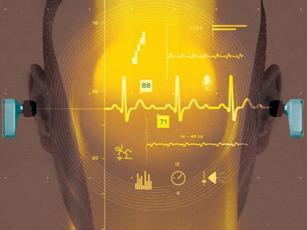 """不只是听音乐 智能耳机未来将成为你的随身""""健康顾问"""""""
