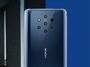 诺基亚五摄手机PureView意外亮相京东 多少钱值得买?