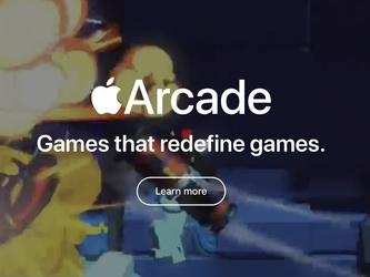 苹果推出Apple Arcade游戏订阅服务 无内购无广告!