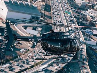 """""""打飞的""""成为现实 Blade在硅谷等地推出飞机预订业务"""