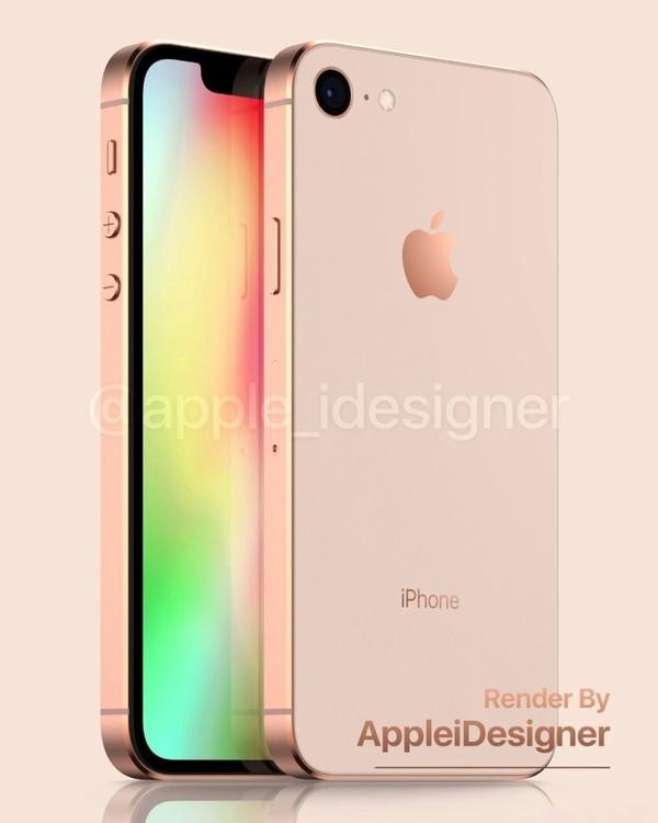 【亚博安卓app】-iPhone SE 2衬着图设置装备摆设齐暴光 5700元起或今晚发布 -微企点4s更新ios8