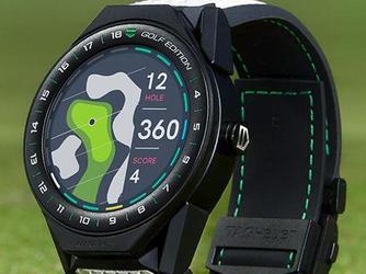 豪雅发布彩色高尔夫版智能手表 配备高尔夫应用程序