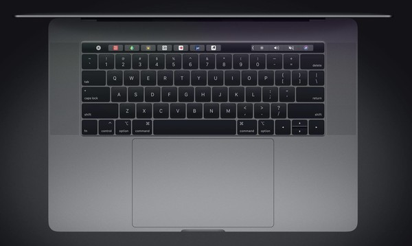 MacBook键盘