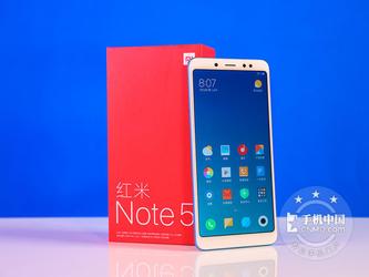 指纹识别持久续航 红米Note 5仅售999元