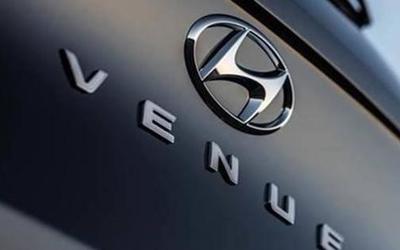 """引入BlueLink 现代VENUE将成印度首款""""智能连接""""SUV"""