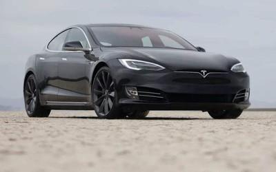 力压群雄!特斯拉Model S被评为德国残值率最高汽车