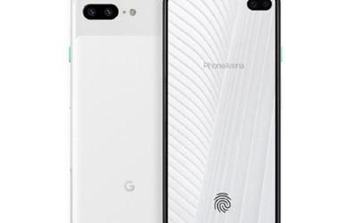 谷歌Pixel新机设计图曝光:挖孔全面屏颜值提升很大