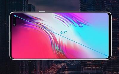 全球首款5G手机三星S10 5G开售 256GB版约1231美元