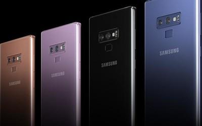 三星Note10将同时推出四个版本 超强四摄还支持5G