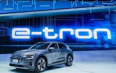 奥迪e-tron电动SUV获得EPA评级 将登陆美国开始交付