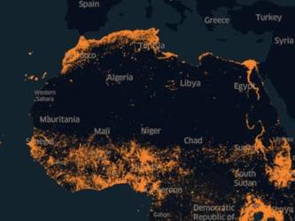 绘制世界人口地图太难了?AI出手协助简化工作难度