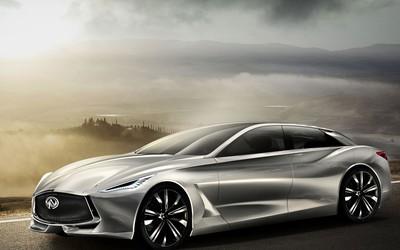 英菲尼迪将推出首款电动轿车 中国被指电动界潜力股