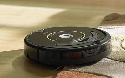 兢兢业业工作被当贼 Roomba真是好惨一扫地机器人